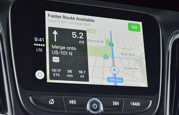 Apple merombak iOS Maps dengan desain baru
