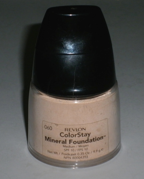 Colorstay Mineral Foundation by Revlon #13