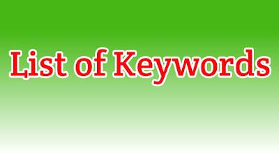 Highest Cpc Adsense keywords 2019-2020