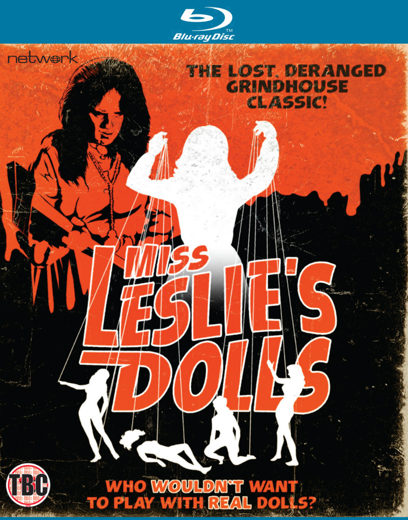MISS LESLIE'S DOLLS bluray