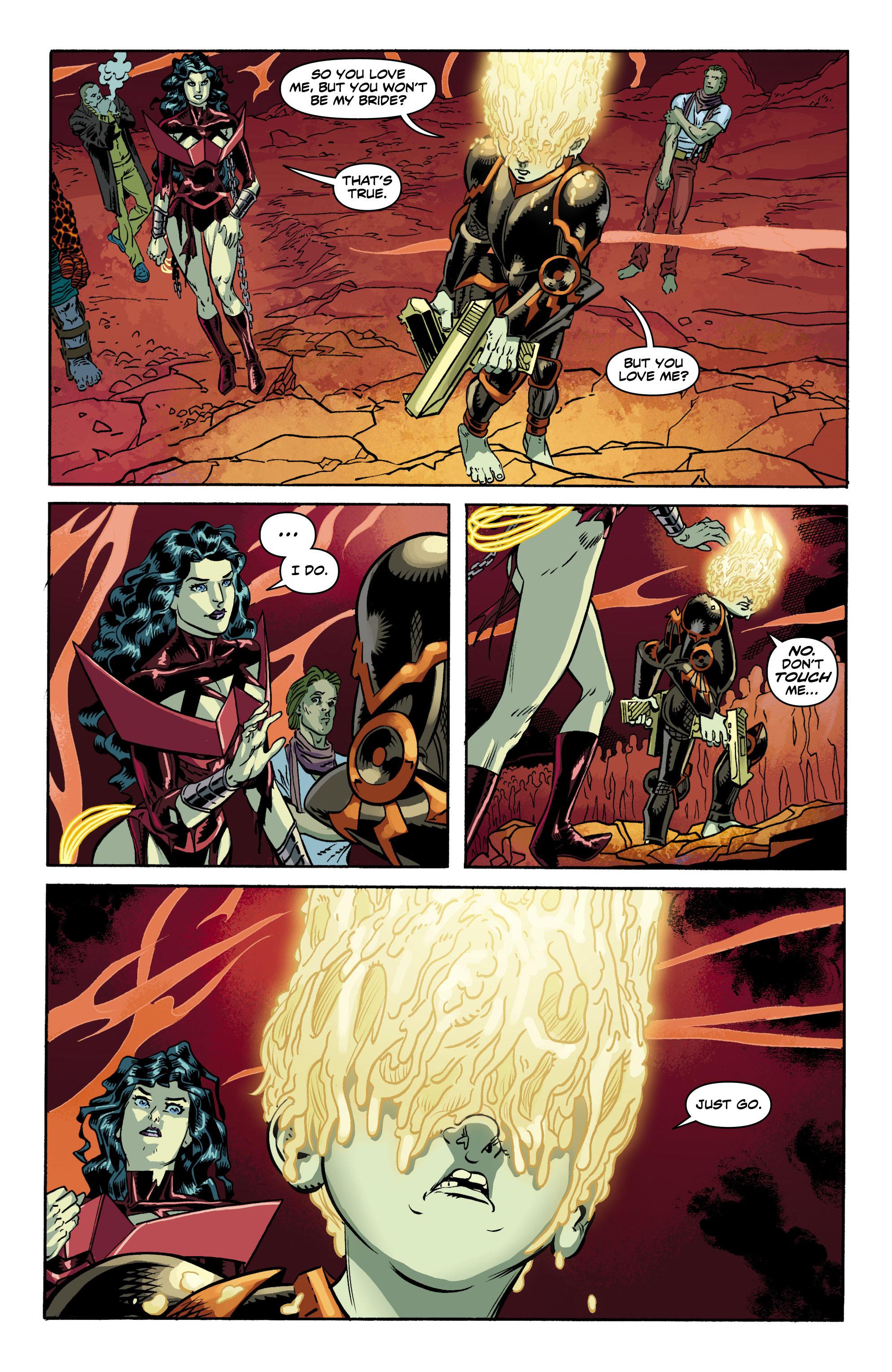 Read online Wonder Woman (2011) comic -  Issue #10 - 18