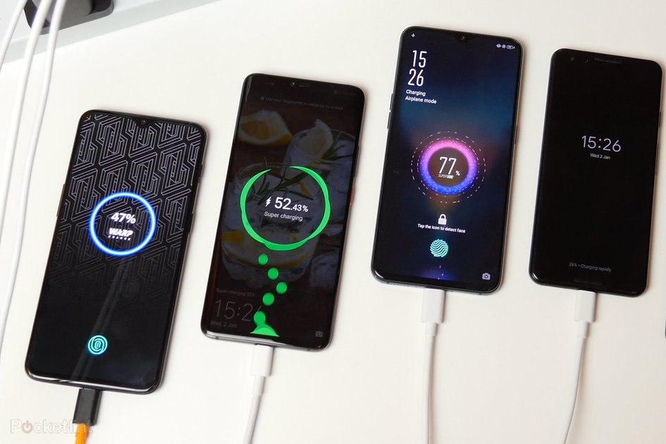 Teknologi Fast Charging Terbaru Dari Realme
