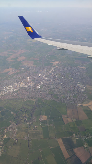 england from the air