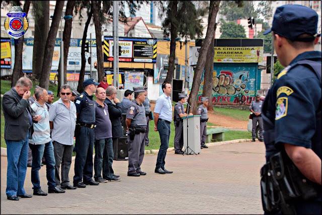 Operação Força Metropolitana: Guarda Civil de Diadema, Polícia Militar e Polícia Civil