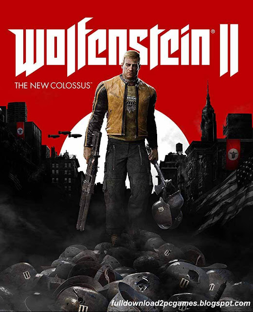 Wolfenstein 2 The New Colossus Free Download PC Game