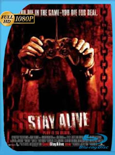 Stay Alive (2006) HD [1080p] Latino [GoogleDrive] dizonHD