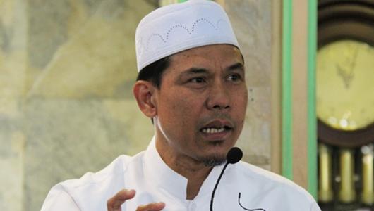 Munarman Sebut Prabowo Dipastikan Menangi Pilpres Jika Jokowi Didiskualifikasi