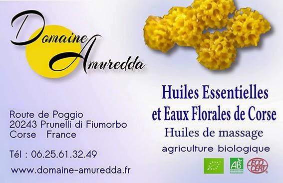 Domaine Amuredda en Haute Corse