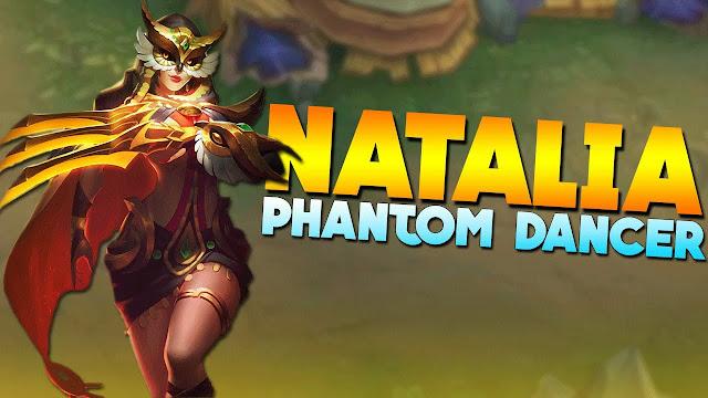 Natalia Build, Skill, Harga, Ablity, Emblem Yang Cocok, Hingga Tips - Tips Menggunakannya