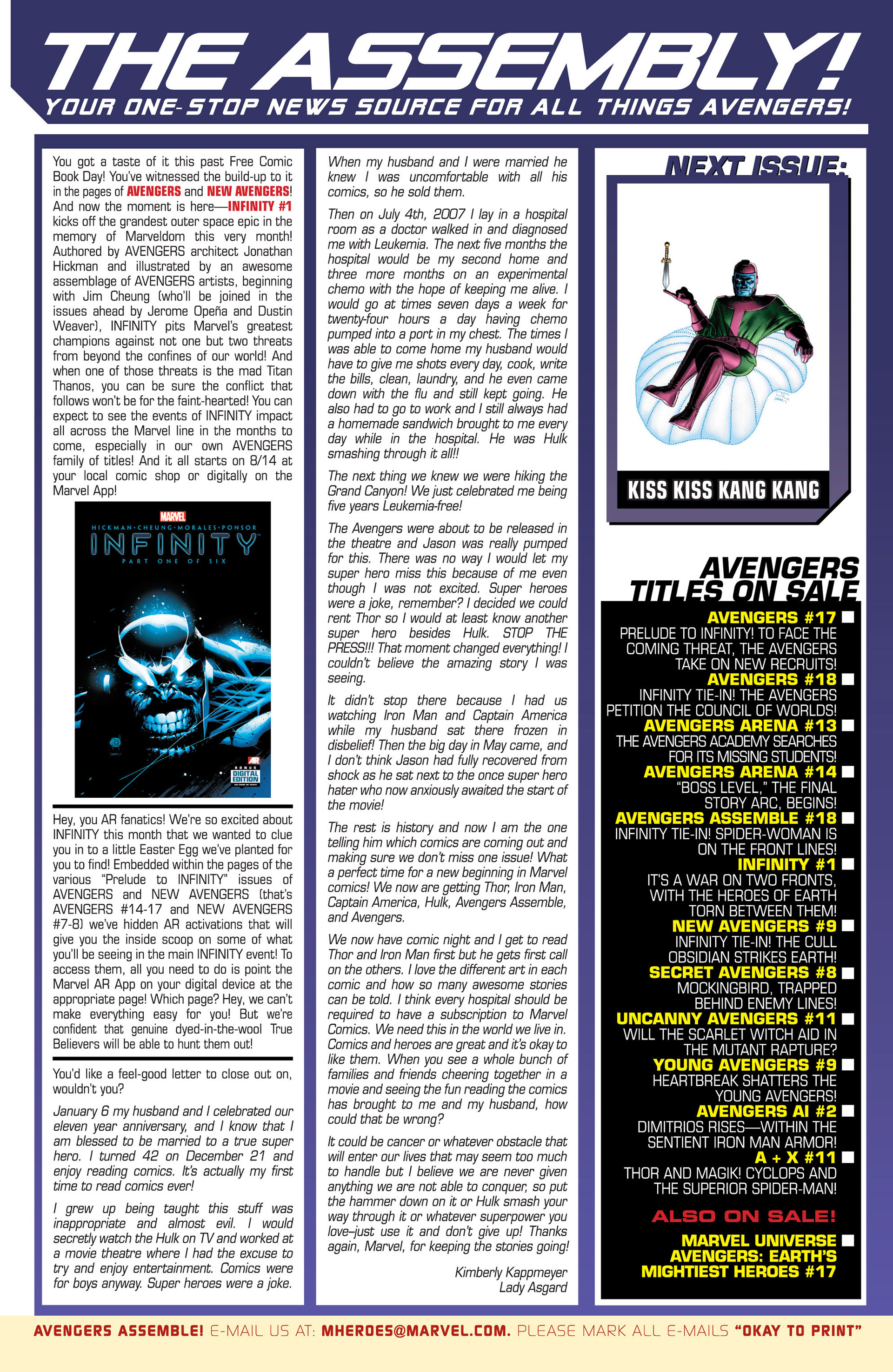 Read online Uncanny Avengers (2012) comic -  Issue #11 - 23