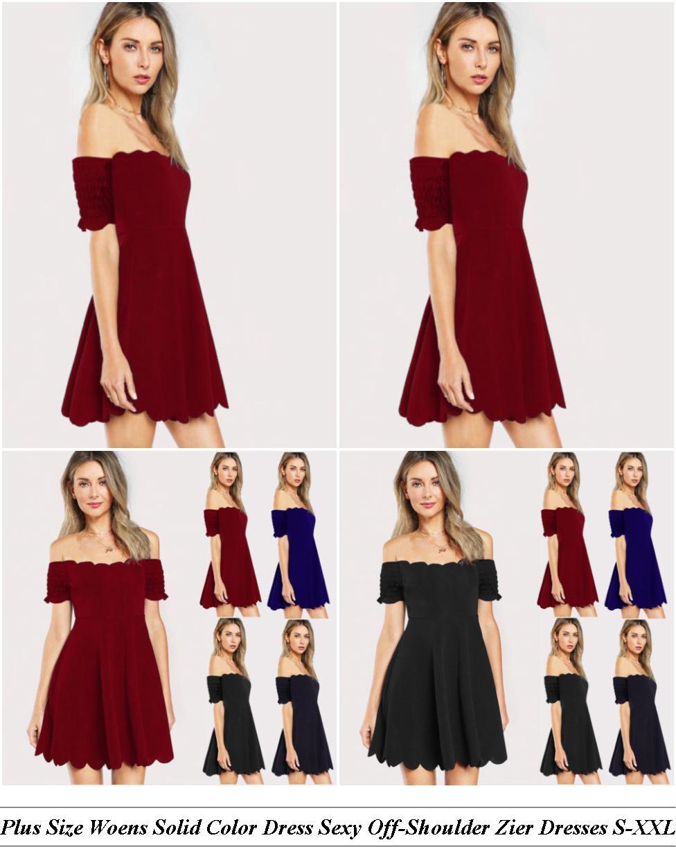 Dresses Online - Online Sale Offer Today - Polka Dot Dress - Cheap Clothes Online