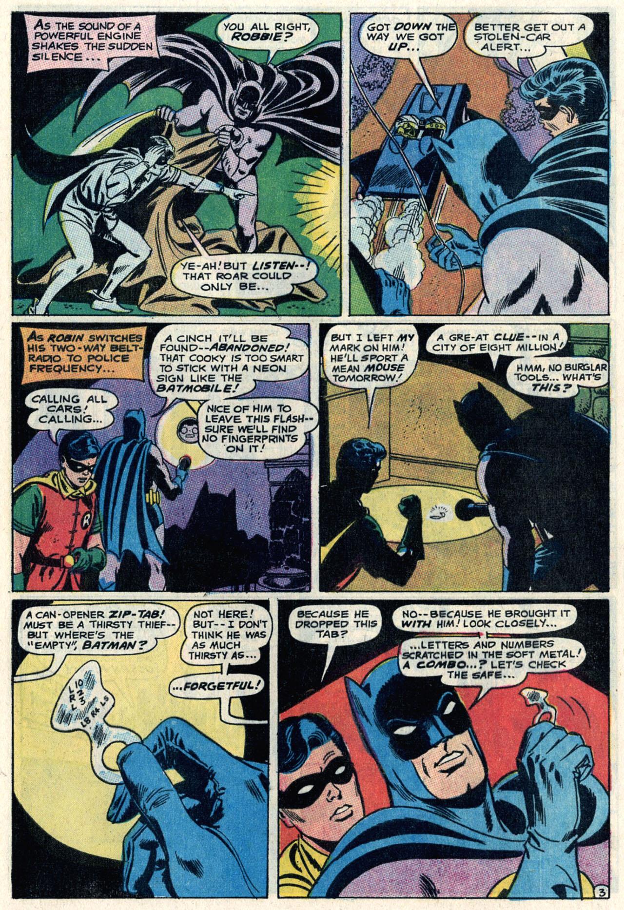 Detective Comics (1937) 393 Page 4
