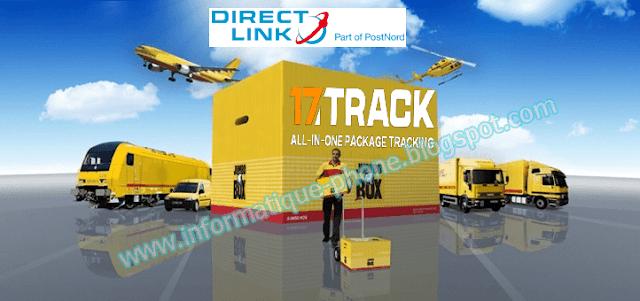 شرح تتبع السلع في الموقع 17track و directlinktrackedplus