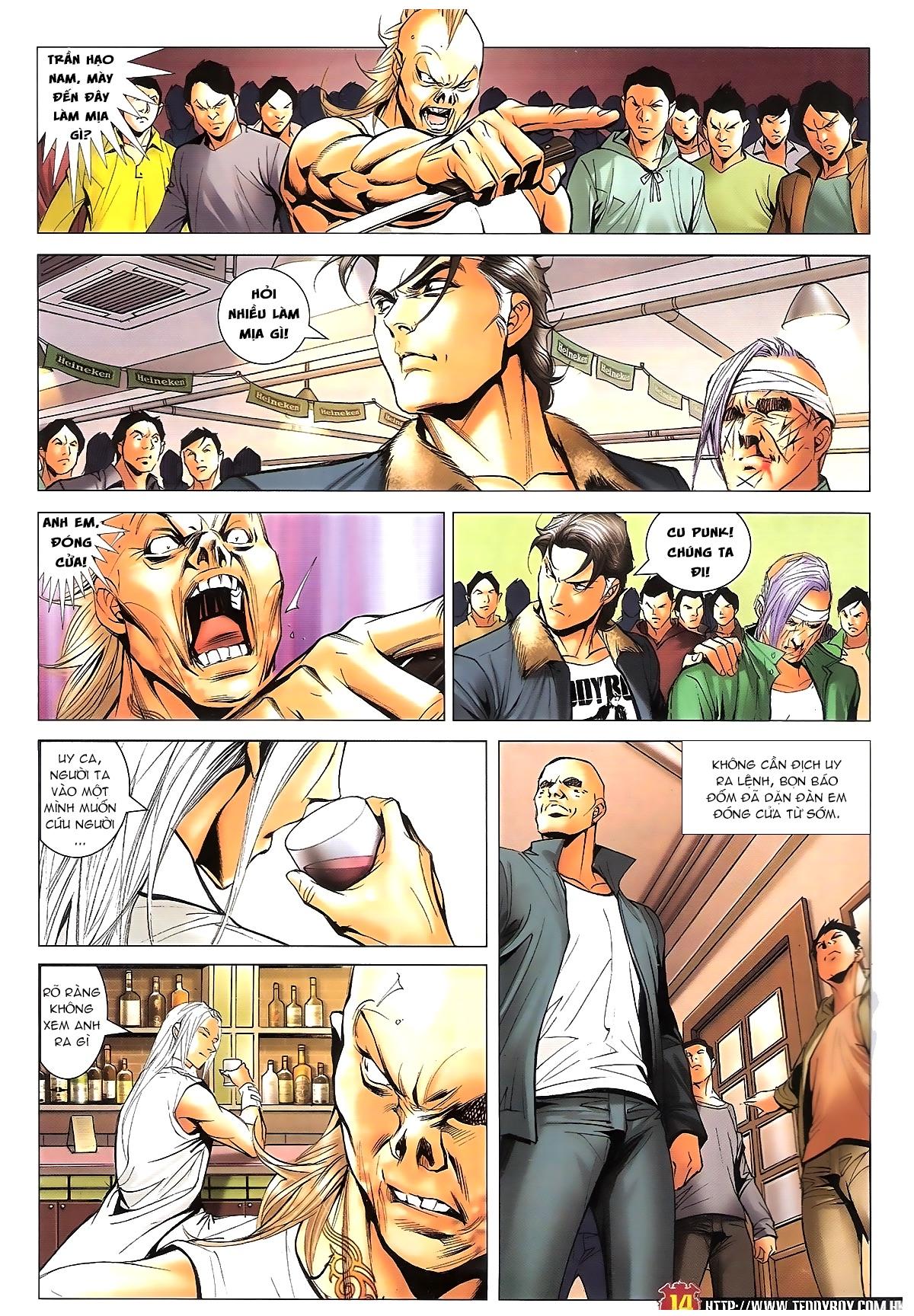 Người Trong Giang Hồ - Chapter 1598: Nam Ca hiển thần thông - Pic 12
