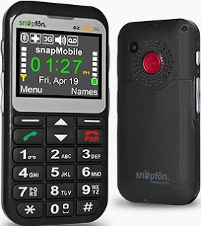 Snapfon ezTwo reviews