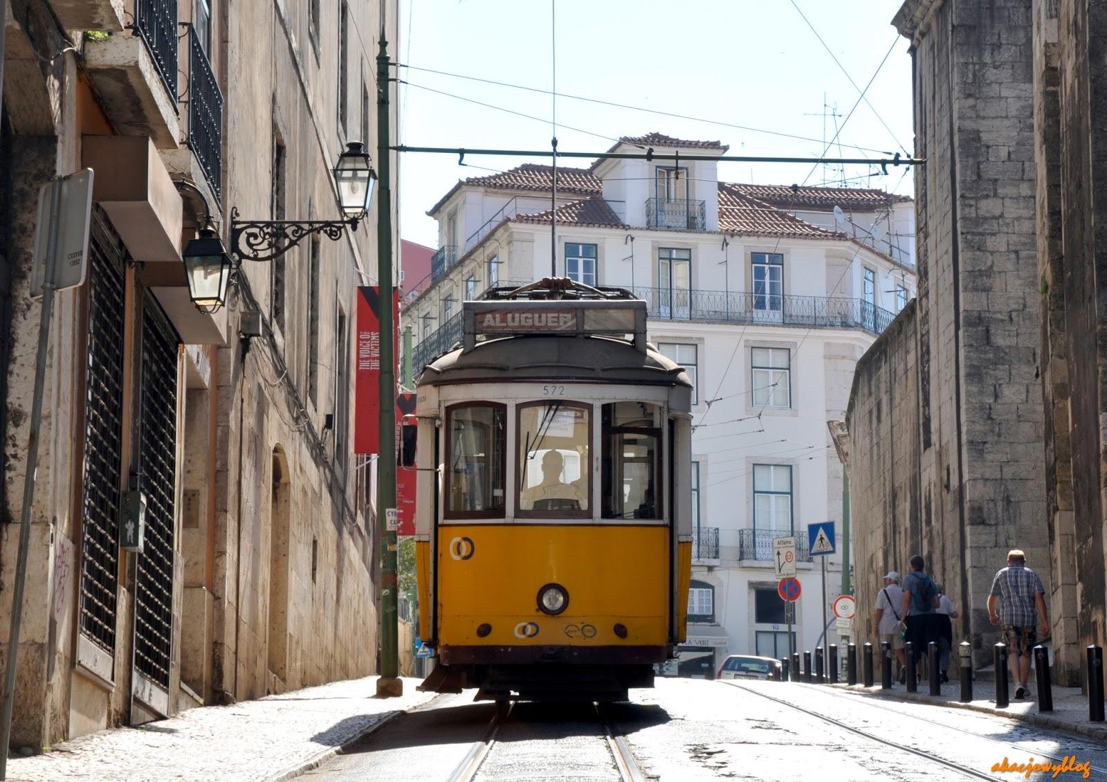 Spacer po Lizbonie cz. 1.