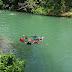 Wisata Body Rafting di Sungai Citumang, Pangandaran