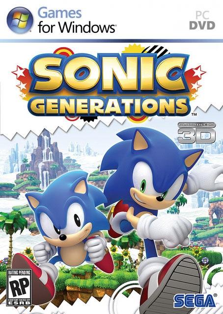 Sonic Generations (Jogo PC)Sonic Generations Download Sonic Generations Baixar Sonic Generations