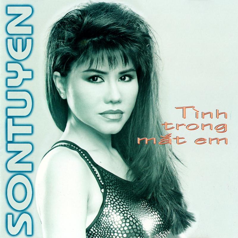 Sơn Tuyền CD22 - Tình Trong Mắt Em (NRG) + bìa scan mới