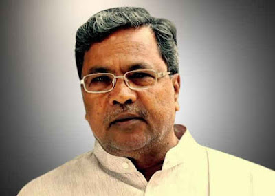Chief Minister of Karnataka Siddaramaiah