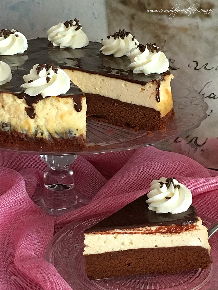 brownie-cheesecake-receta