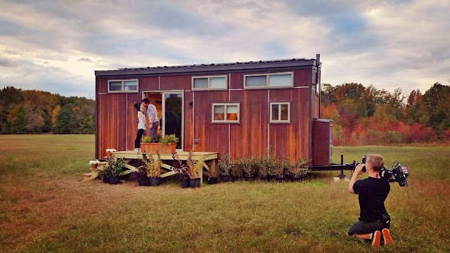 The Z Huis From Wishbone Tiny Homes