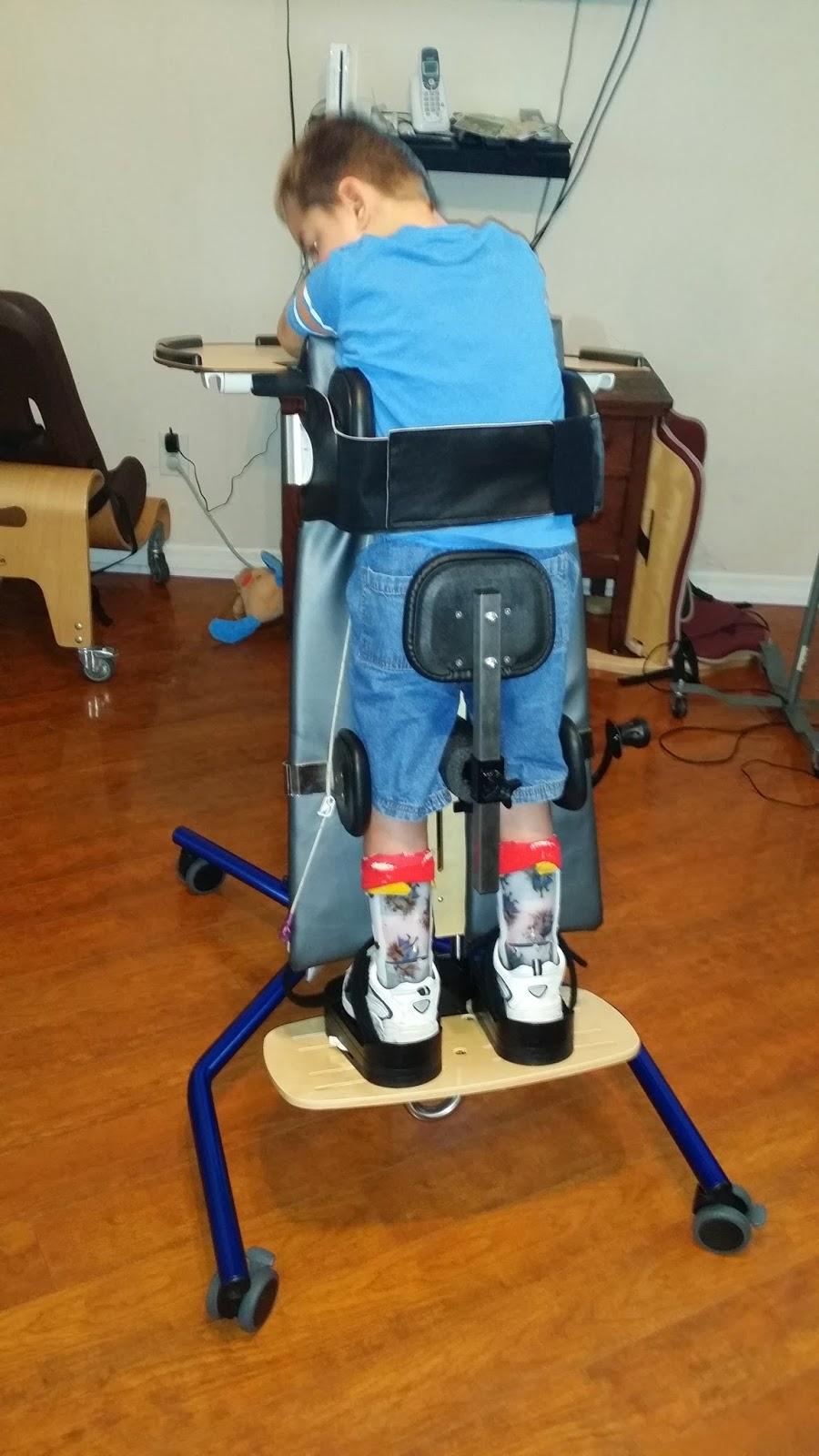 Spastic Quadriplegic Cerebral Palsy