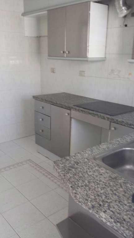 chalet adosado en venta benicasim calle doctor fleming cocina