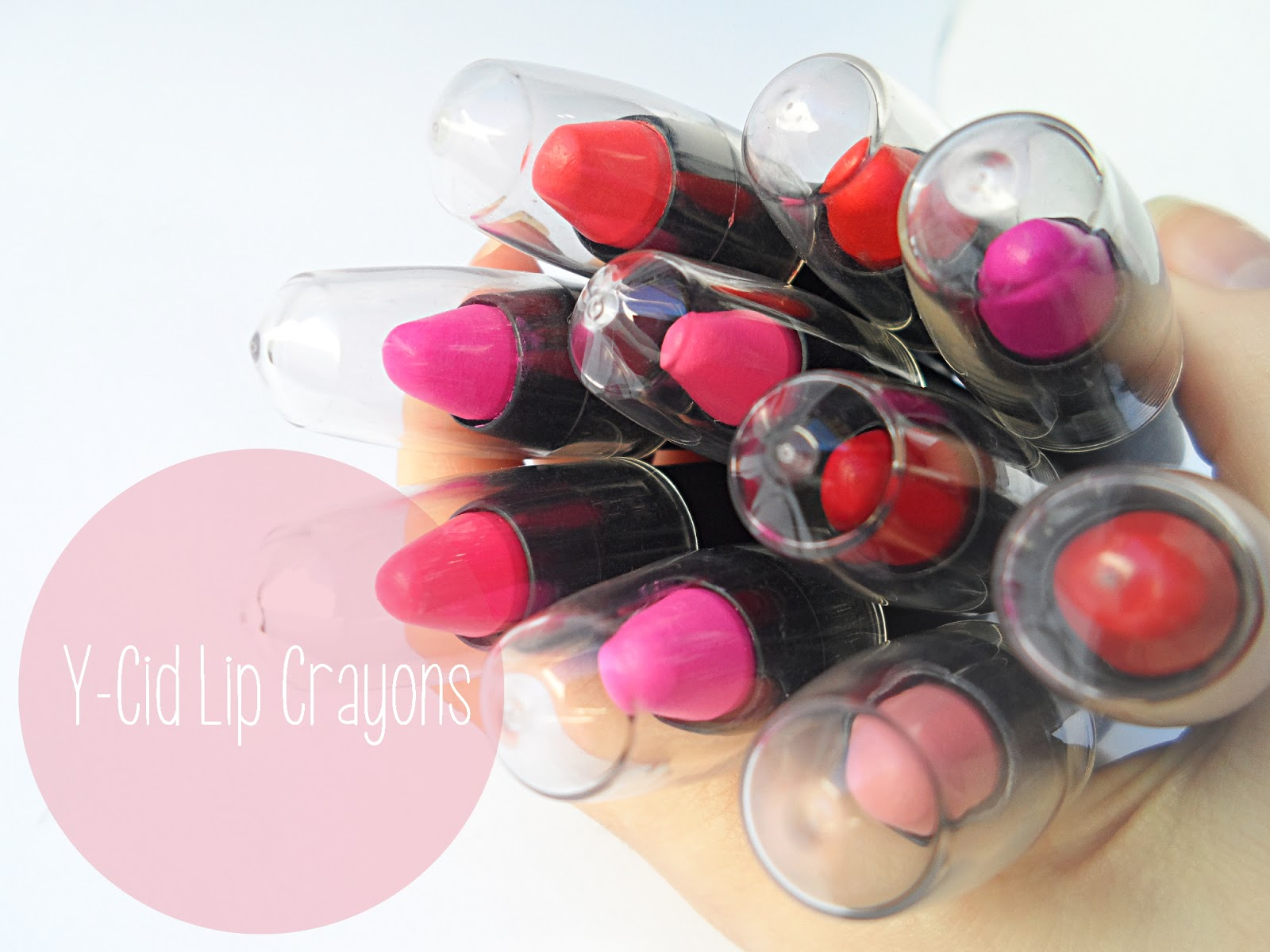 lipstick haul lip crayon haul born pretty store korean makeup review blogger swatches liz breygel