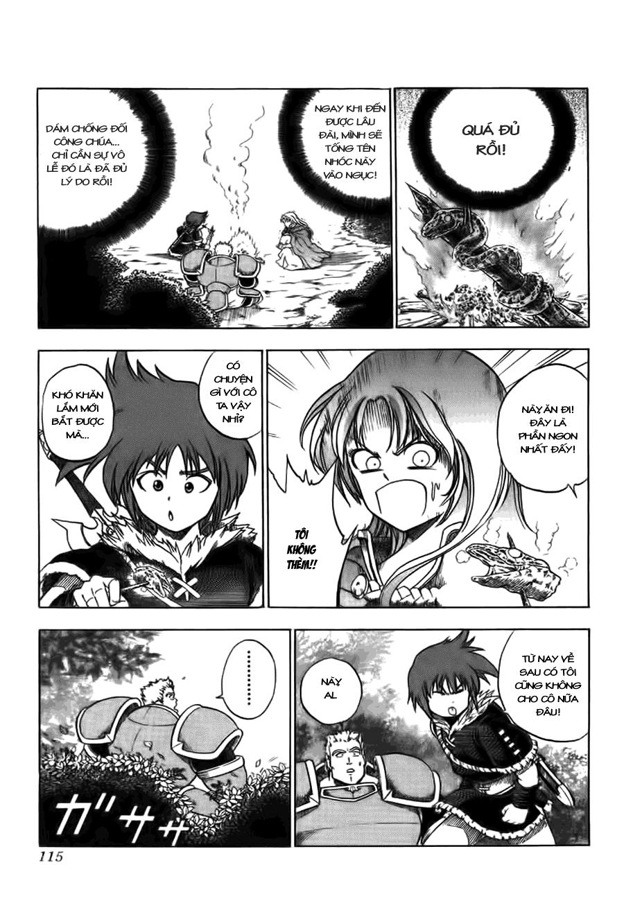 Fire Emblem - Hasha no Tsurugi chap 003 trang 4