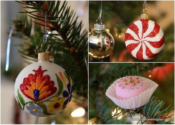 Grandmother Christmas Ornaments