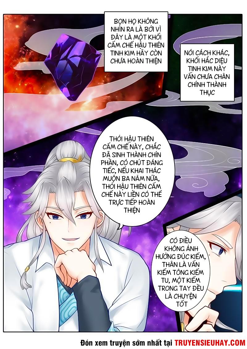 Chư Thiên Ký - Chap 43