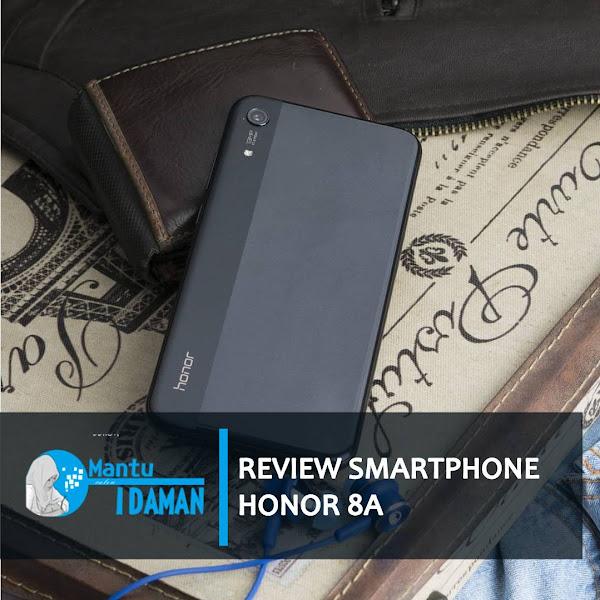 HONOR 8A untuk Kebutuhan Smartphone Terjangkau dengan Kualitas Audio Mumpuni