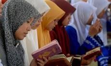 wajib tahu!! inilah hukum wanita sedang haid membaca al quran