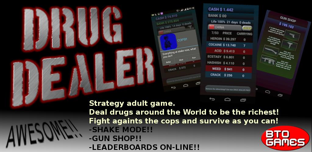 drug dealer game for adults