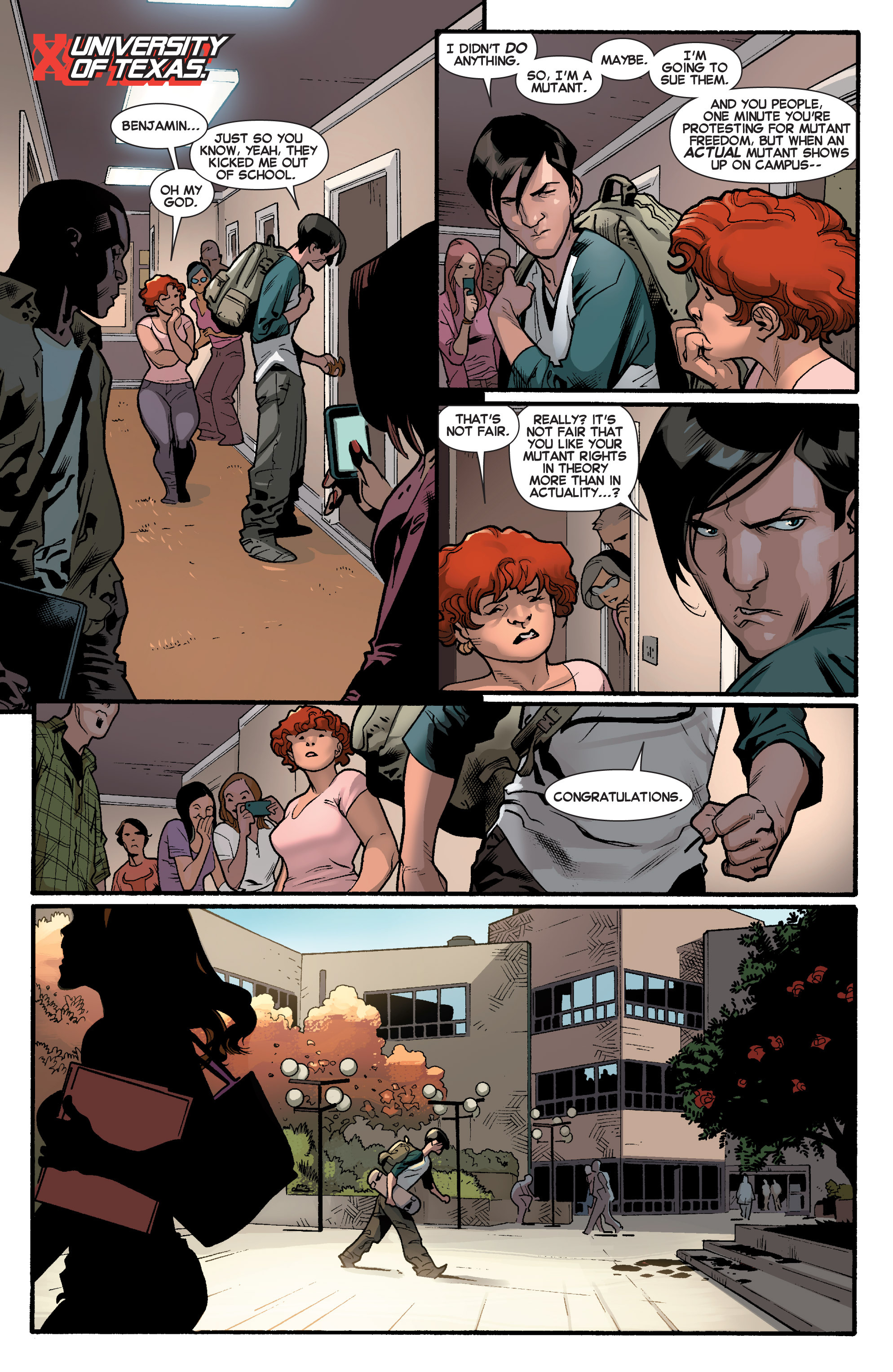 Read online All-New X-Men (2013) comic -  Issue # _Special - Yesterday's X-Men - 89