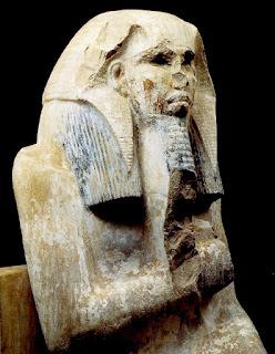 Estatua del faraón Zoser