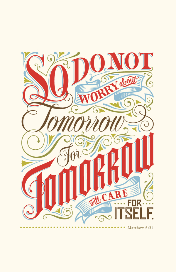 Design Cove: 56 Beautiful Typographic Bible Quotes ...