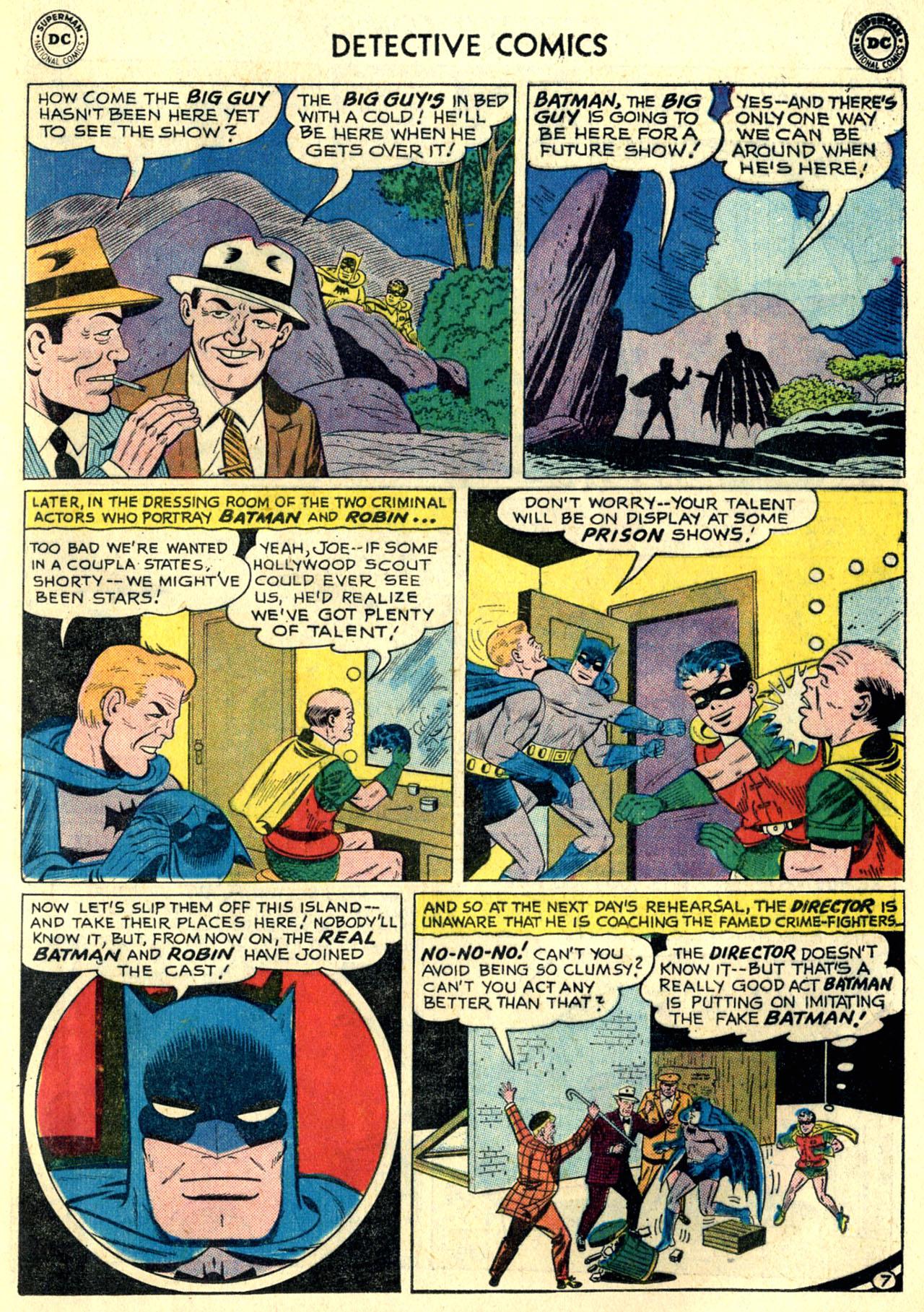 Detective Comics (1937) 269 Page 8