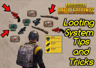 How to Pick Up Loot faster in PUBG