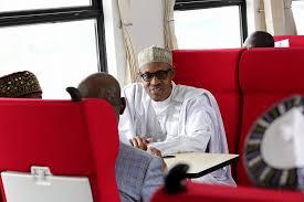 Abuja-Kaduna rail