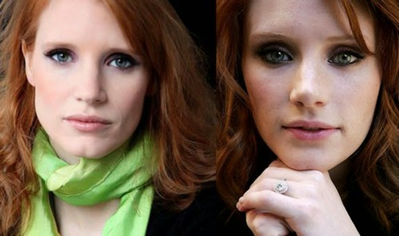 Jessica Chastain e Bryce Dallas Howard