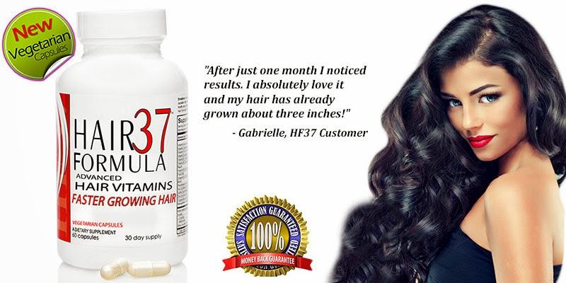 حبوب الشعر الامريكية المطورة هاير 37 فورمولا