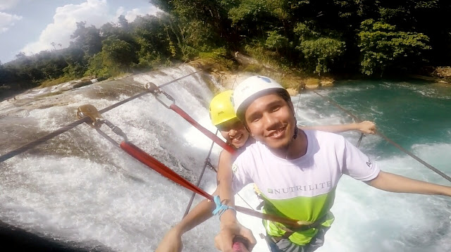 Aliwagwag Falls Eco Park