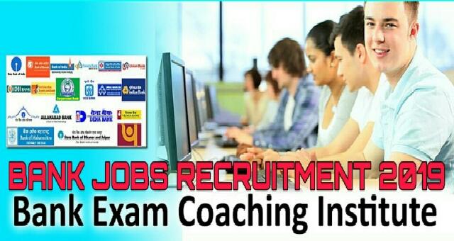 Bank Jobs Recruitment 2019