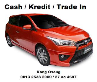 Untuk Cicilan Murah Toyota Yaris Bandung Info PAKET KREDIT YARIS BANDUNG