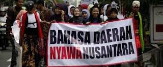 Hilangnya Bahasa Daerah di Indonesia