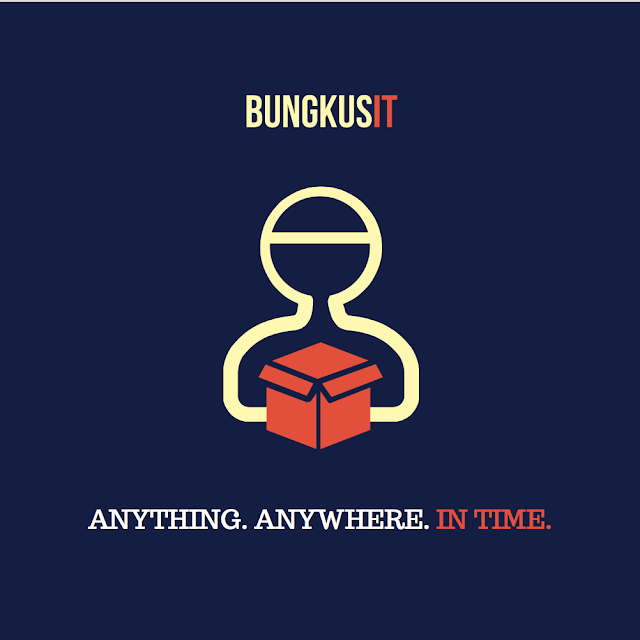 Live-In with Bungkusit, Bungkusit, mobile app