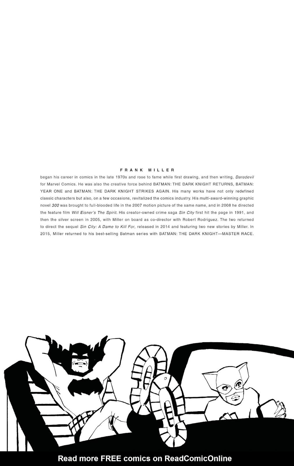 Read online Batman Noir: The Dark Knight Strikes Again comic -  Issue # TPB (Part 3) - 37