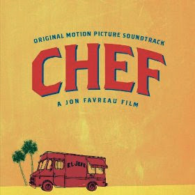 Chef Canciones - Chef Música - Chef Soundtrack - Chef Banda sonora
